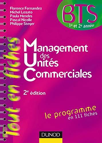 9782100510481: Management des unités commerciales BTS