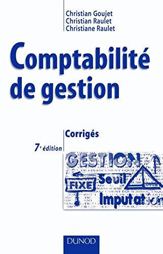 9782100511518: Comptabilité de gestion (French edition)