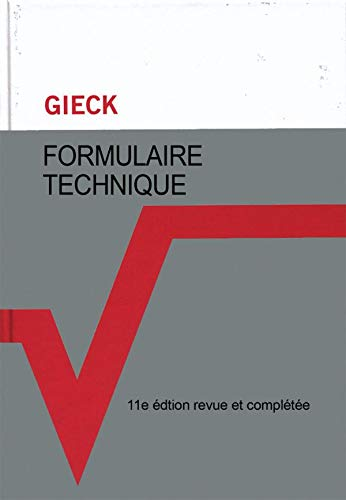 9782100511891: Formulaire technique