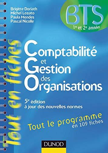 9782100512980: Comptabilité et gestion des organisations