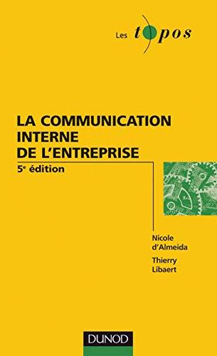 9782100513413: La communication interne de l'entreprise