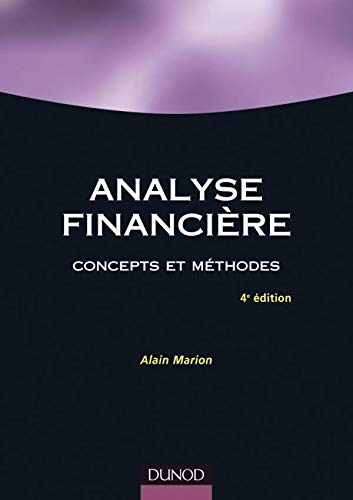 9782100513420: Analyse financière (French edition)