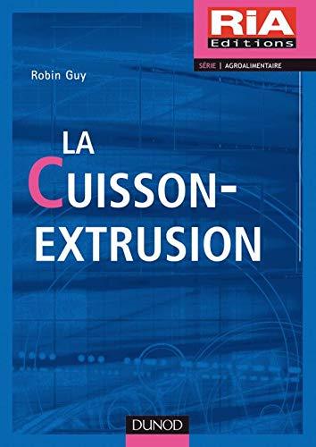 9782100515653: La cuisson-extrusion