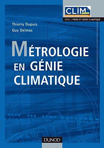 9782100517756: Métrologie en génie climatique