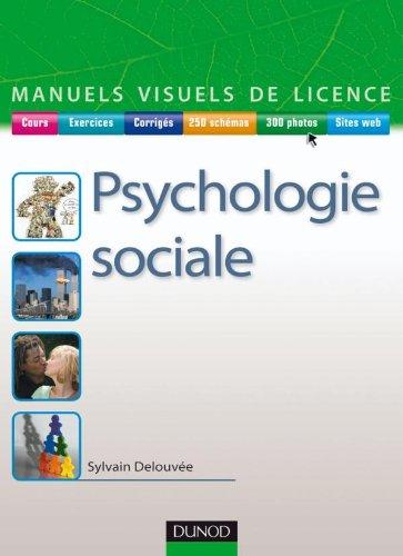 Manuel visuel de psychologie sociale: Delouvée, Sylvain