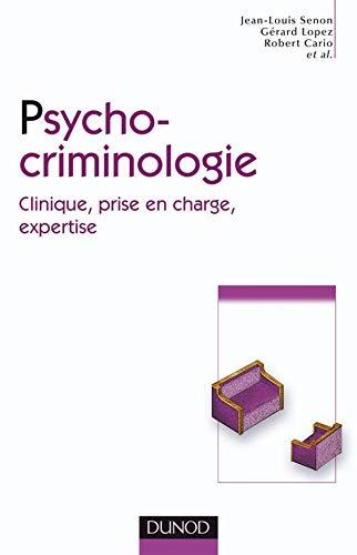 9782100518074: Psychocriminologie (French Edition)