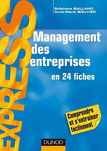 9782100521456: Management des entreprises