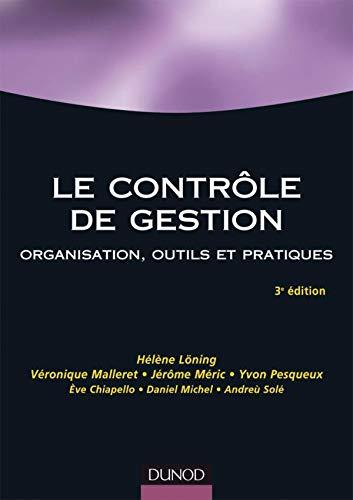 9782100521678: Le contrôle de gestion : Organisation et mise en oeuvre (Gestion sup)
