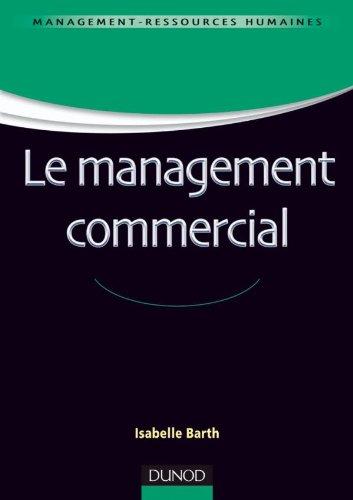 9782100521852: Le management commercial