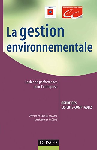 9782100522194: La gestion environnementale (French Edition)