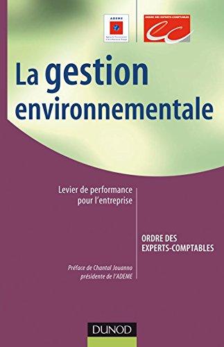 9782100522194: La gestion environnementale : Levier de performance pour l'entreprise