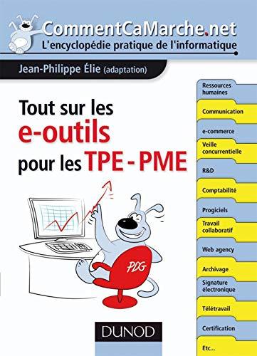 Tout sur les e-outils pour les TPE-PME: Jean-Philippe Elie