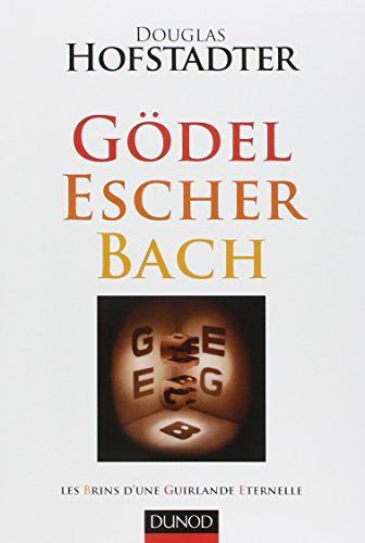 9782100523061: Gödel Escher Bach (French edition)