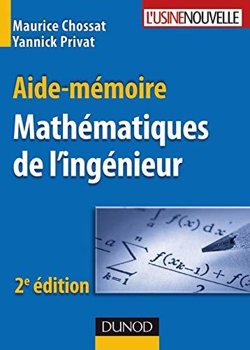 9782100523528: Math�matiques de l'ing�nieur