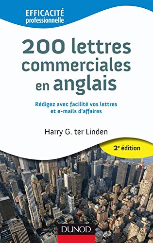 9782100525317: 200 Lettres commerciales en anglais