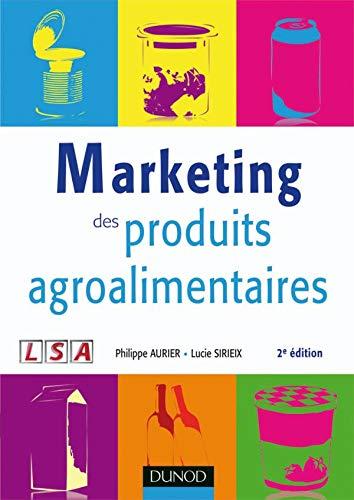 9782100526666: Marketing des produits agroalimentaires
