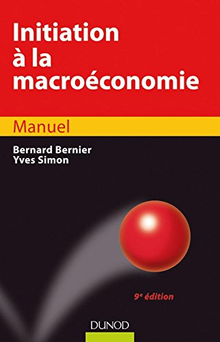 9782100529216: Initiation à la macroéconomie