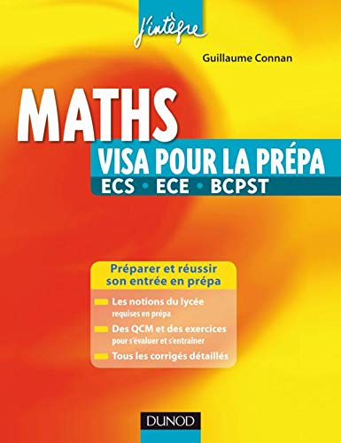 9782100529261: Maths (French Edition)