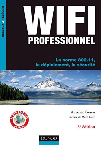 9782100529636: Wifi professionnel (French Edition)