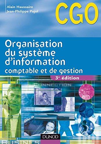 9782100530342: Organisation du syst�me d'information comptable et de gestion