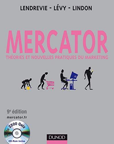 9782100534418: Mercator (French Edition)