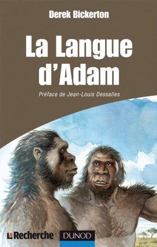 9782100543076: La langue d'Adam