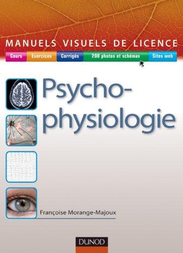 9782100547340: Manuel visuel de psychophysiologie (Manuels visuels de Licence)