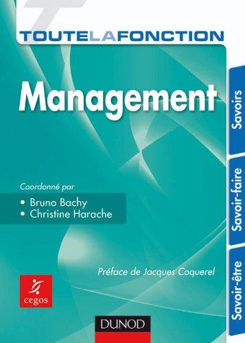 9782100547715: Toute la fonction Management
