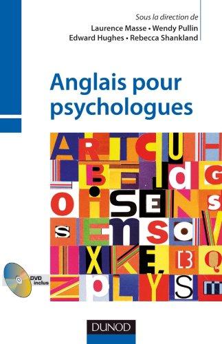 9782100551439: Anglais pour psychologues (Psycho Sup)