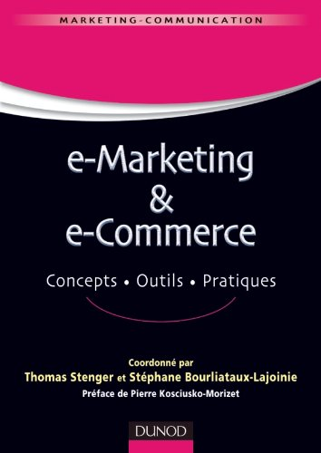 9782100557134: e-Marketing & e-Commerce (French Edition)