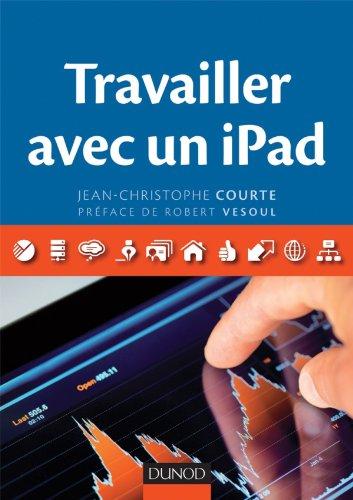9782100558391: Travailler avec un iPad