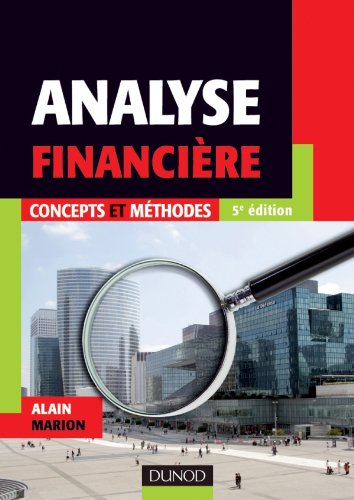 9782100563098: Analyse financiere (French Edition)
