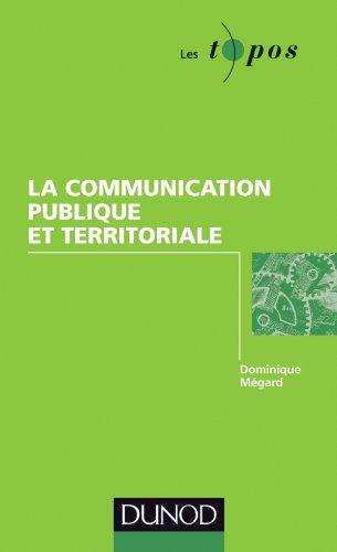 9782100567072: La communication publique et territoriale