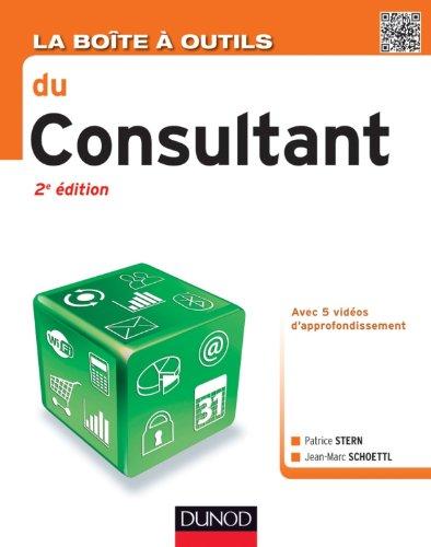 9782100569144: La boîte à outils du Consultant