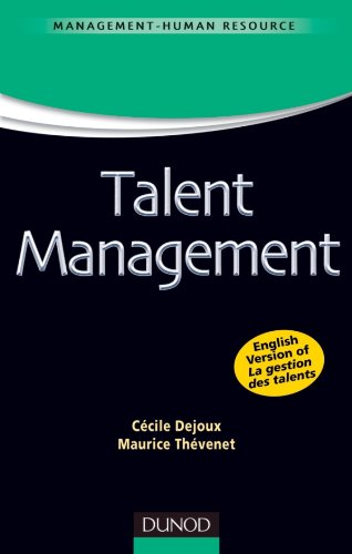 9782100573035: talent management