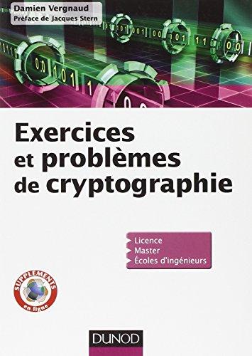 9782100573400: Exercices et problèmes de cryptographie