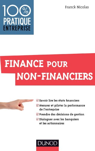 9782100579945: Finance pour non-financiers
