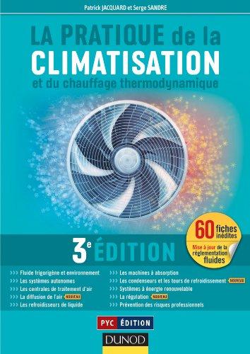 9782100582396: la pratique de la climatisation - 3eme edition