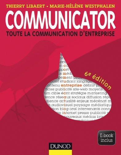 COMMUNICATOR (6EME EDITION): LIBAERT TH & WESTPHALEN M-H