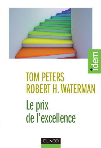 9782100583027: Le prix de l'excellence - Les 8 principes fondamentaux de la performance
