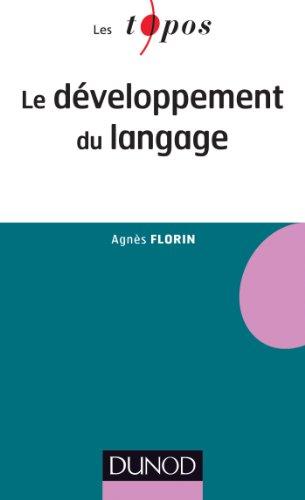 9782100590186: Le développement du langage