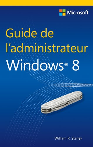 9782100590759: Guide de l'administrateur Windows 8