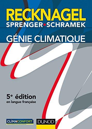 9782100591091: Génie climatique - 5e éd.