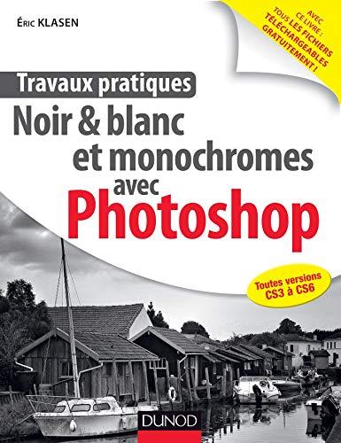 9782100593767: Travaux pratiques : Noir & blanc et monochromes avec Photoshop
