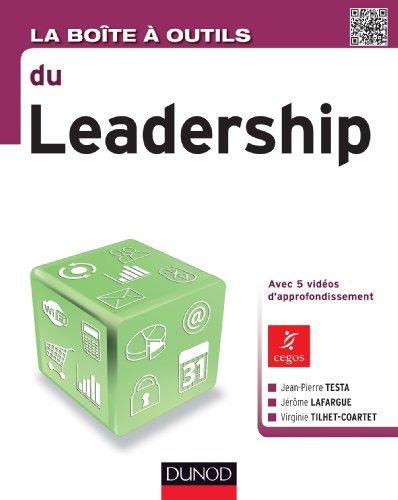 9782100594979: La Boîte à outils du Leadership