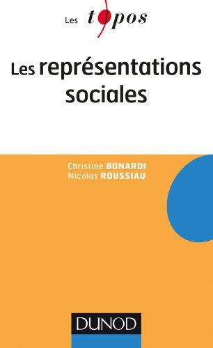 9782100710263: Les représentations sociales
