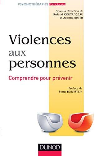 9782100712526: Violences aux personnes - Comprendre pour prévenir