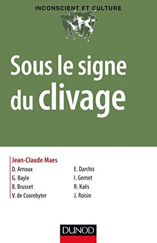 Sous le signe du clivage: Jean-Claude Maes; Dominique