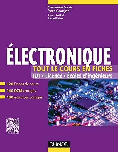 9782100722228: électronique