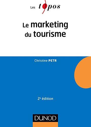 9782100722426: Le Marketing du tourisme - 2e éd.